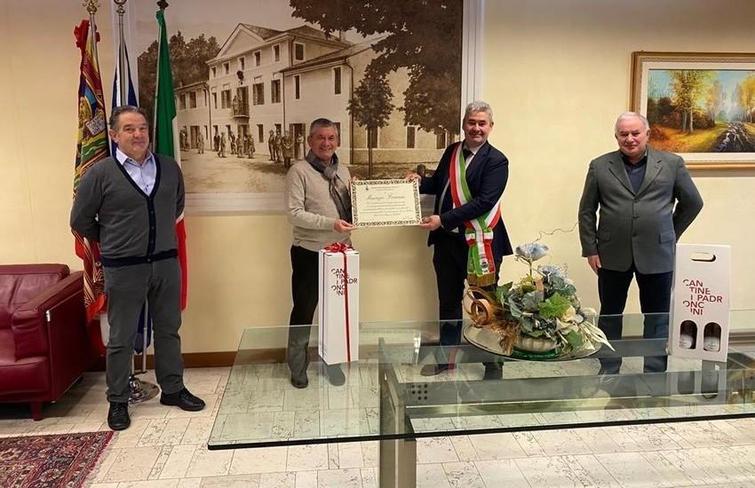 Ferrarese lascia il Consorzio agrario di San Biagio di Callalta