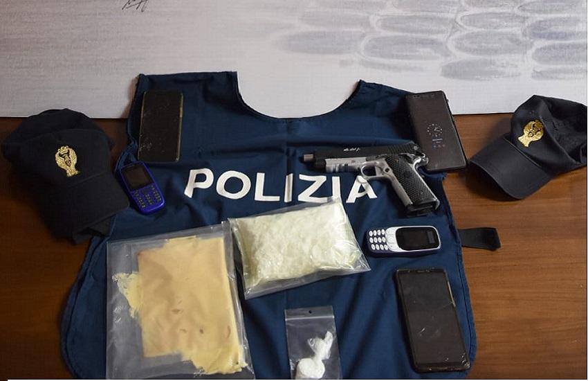 """Sulmona, il Questore: """"Sequestrati oltre 400 grammi di cocaina di altissima qualità"""""""