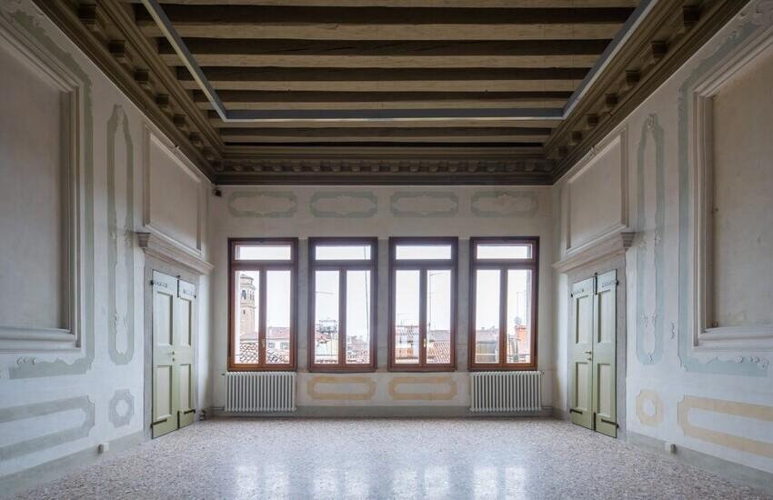 Conclusi i lavori di restauro a Palazzo Carminati