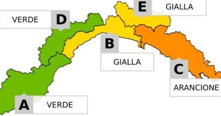 Maltempo Liguria: allerta prolungata per temporali, pioggia e neve