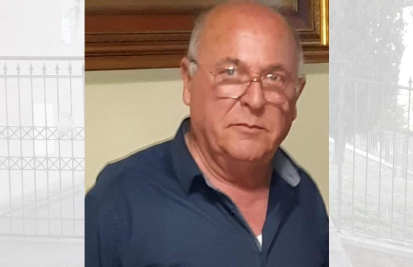 Sezze, se ne è andato Giampiero Cipriani, presidente del centro anziani