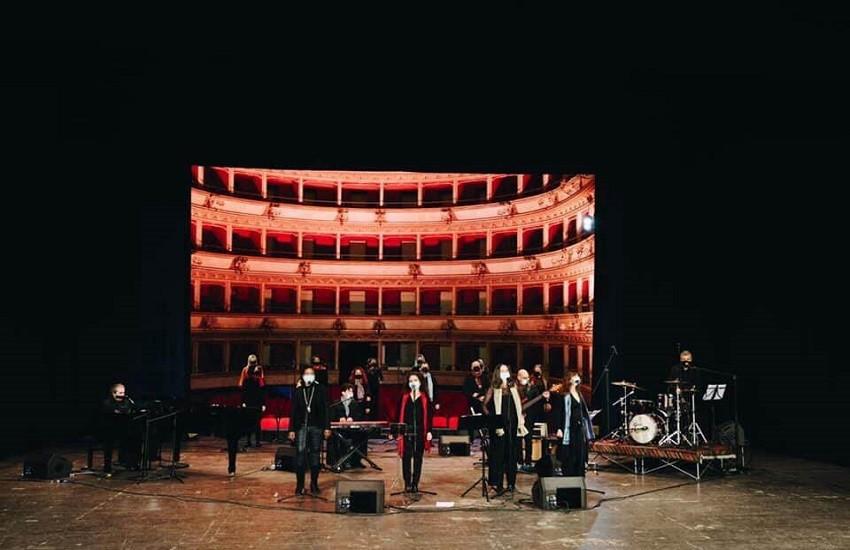 Natale a Viterbo: i numeri dei tre concerti via streaming dal teatro Unione