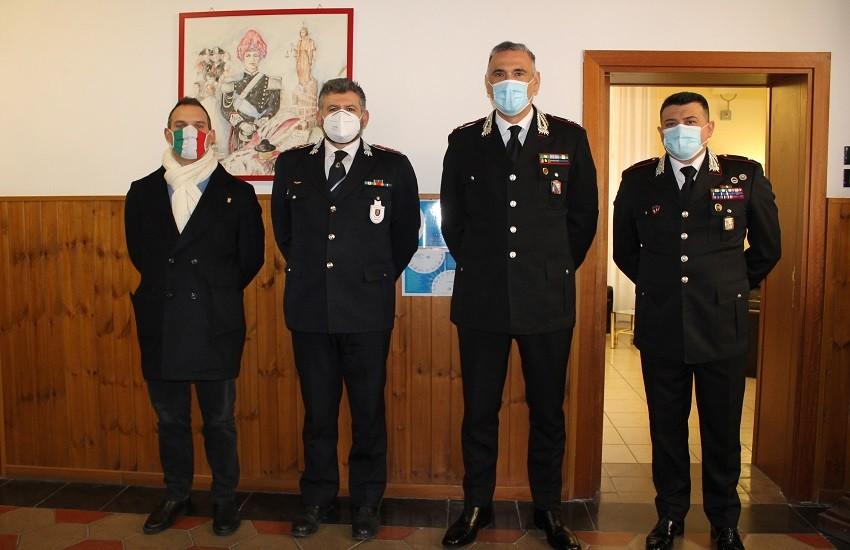 Macerata, collaborazione Comune-Carabinieri. Controllo in real time del territorio