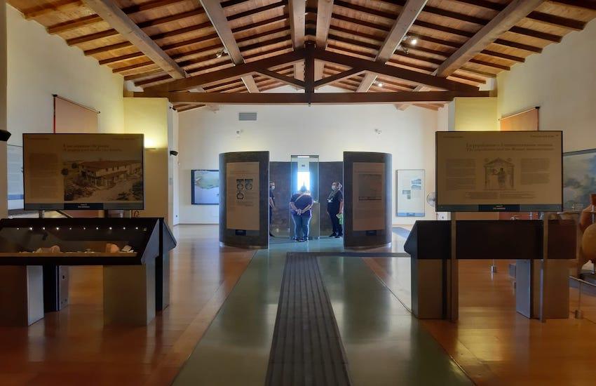 Apertura del Museo Archeologico di Piombino: ecco i giorni e gli orari