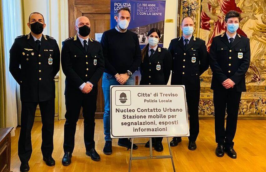POLIZIA LOCALE, BILANCIO ATTIVITA' NELL'ANNO DEL COVID-19