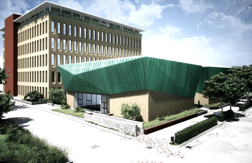 Al Sant'Orsola partono i lavori per la Torre Biomedica