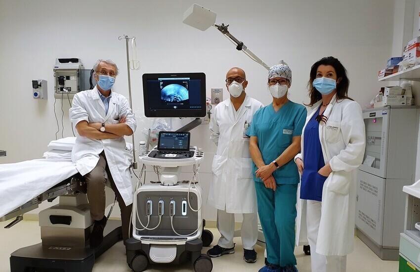 Tumore della prostata: All'Angelo un innovativo ecografo