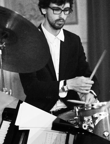 giorgio griffa batterista