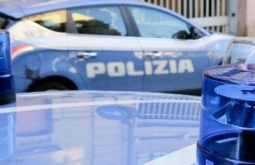 Gela, Polizia di Stato: arrestato quarantottenne per furto e droga