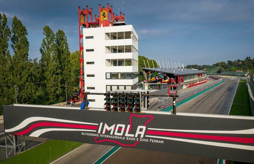 Autodromo Imola: approvato calendario attività di pista in deroga ai limiti acustici