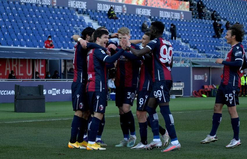 Il Bologna torna a vincere, battuto il Verona