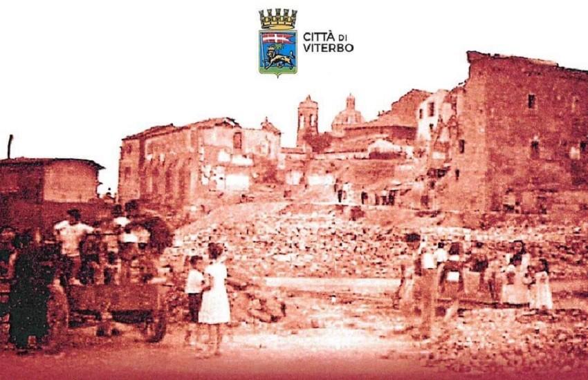 17 gennaio: Viterbo ricorda tutte le vittime dei bombardamenti