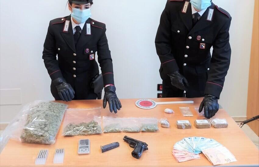 Arrestato un 24enne a Borgo Panigale