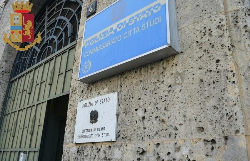 Milano, affitta un locale per una festa a base di alcool e droga con 12 persone,  arrestato un 23enne e sanzionati i partecipanti.