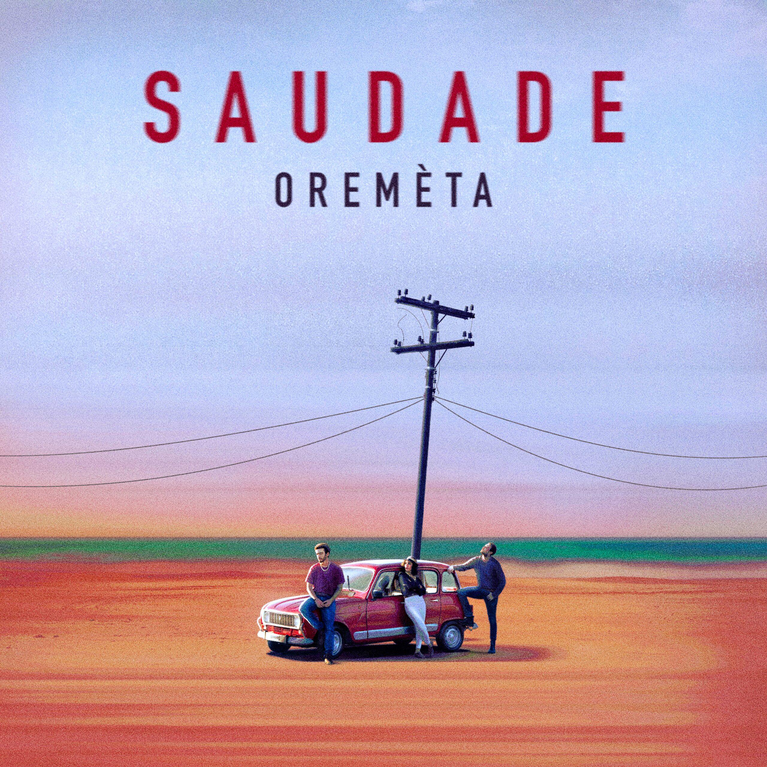 Musica. Fuori oggi, venerdì 15 gennaio 2020, il  disco 'Saudade' della band  ostiense Oremèta, per Glory Hole Records.