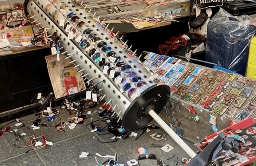 Milano, tentano rapina in un chiosco di souvenir, arrestati tre giovani dalla Polizia locale