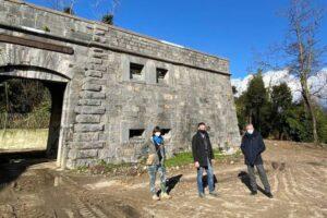La Spezia: entro estate pronto il Parco delle Mura