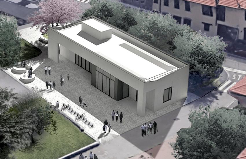 Biblioteca di Baggio, cantiere in dirittura d'arrivo, via ai lavori del nuovo padiglione
