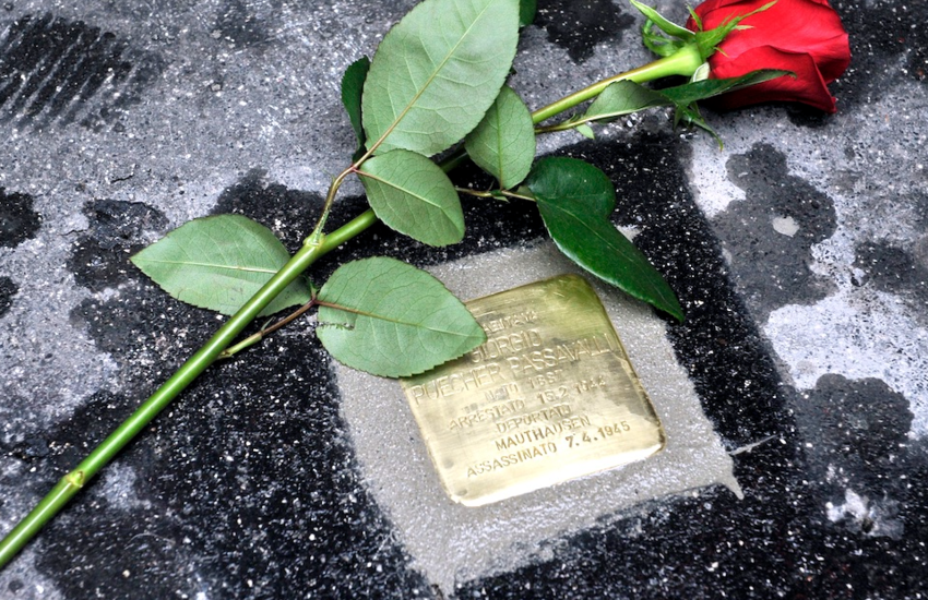 Milano è memoria, lunedì conferenza stampa di presentazione delle Pietre d'inciampo