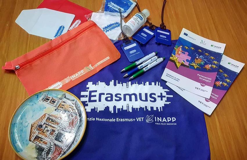 Ariano Irpino, Erasmus+ arriva la prima trance di finanziamenti: 180mila euro