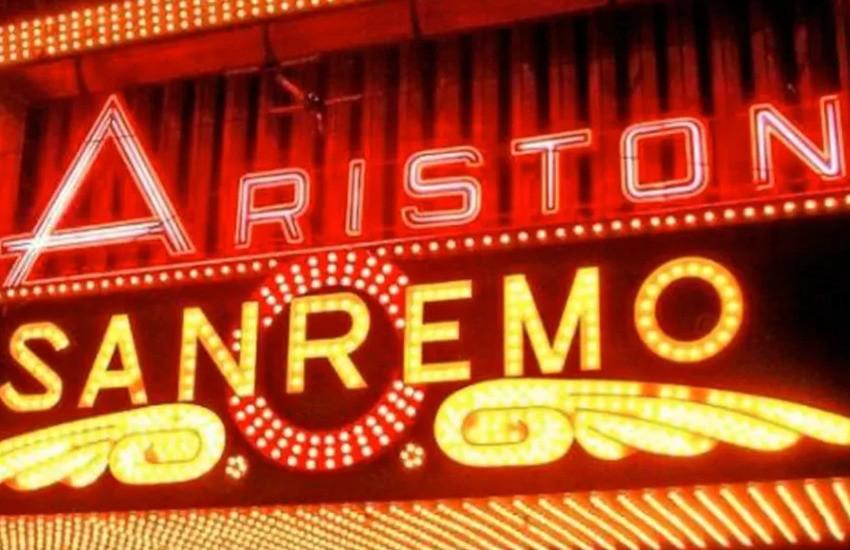 """Sanremo: """"non sarà un evento pubblico e questo è evidente"""""""
