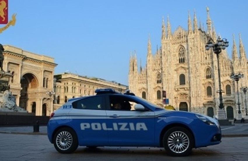 Rapine nei supermercati a Milano, arrestate 4 persone in due interventi