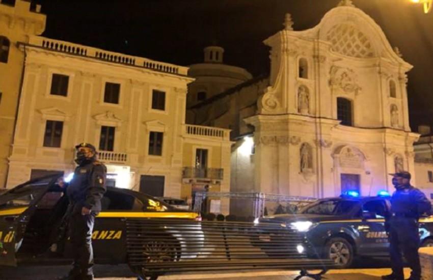 Sulmona, Guardia di Finanza, traffico di stupefacenti: arrestate tre persone