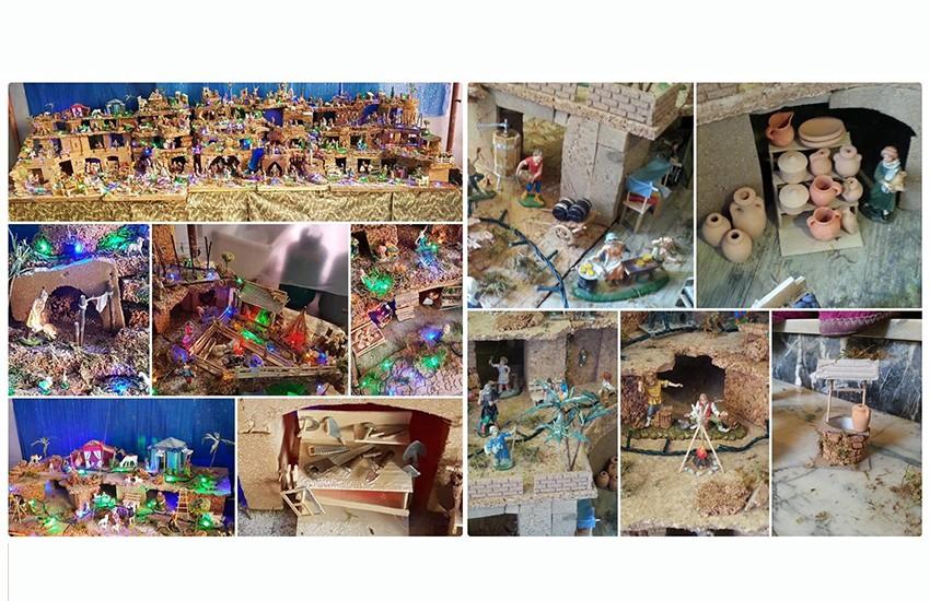 """""""Presepe Nostrum"""", a Cesa tra tradizione e territorio i giovani riscoprono l'arte"""