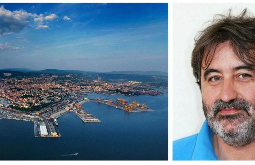 Mario Sommariva è il presidente dell'Autorità Mar Ligure Orientale