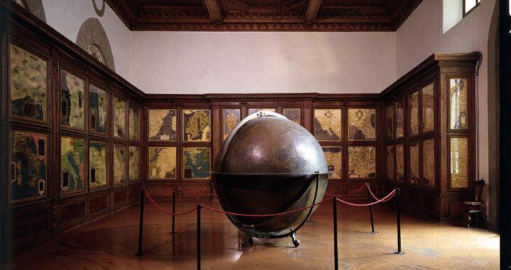 Sala del Mappamondo torna all'antico splendore: restauro da 500mila euro grazie a fondazione Friends of Florence