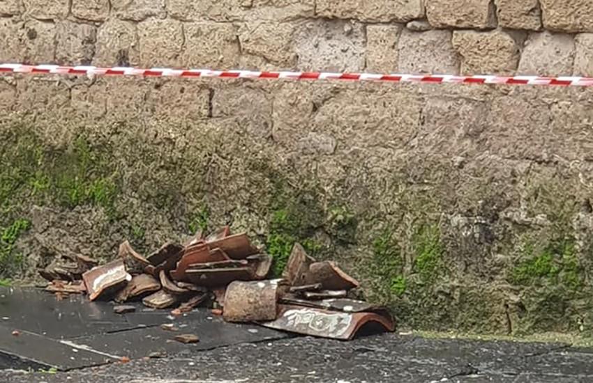 """""""Marcianise cade a pezzi"""". A dirlo il sindaco Antonello Velardi"""