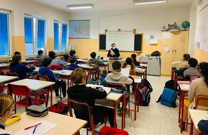 Anno scolastico al via a Montebelluna, tra cantieri e novità