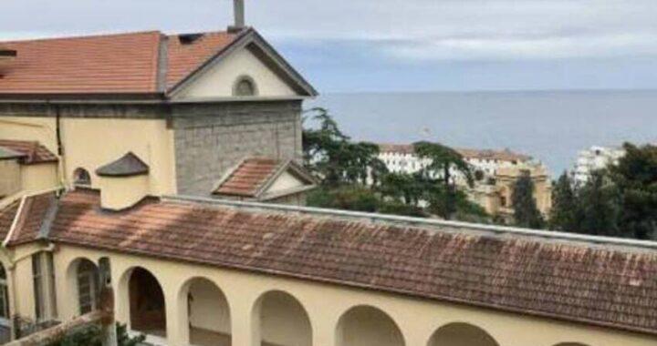 Covid cluster, sette casi al Seminario Diocesano di Sanremo