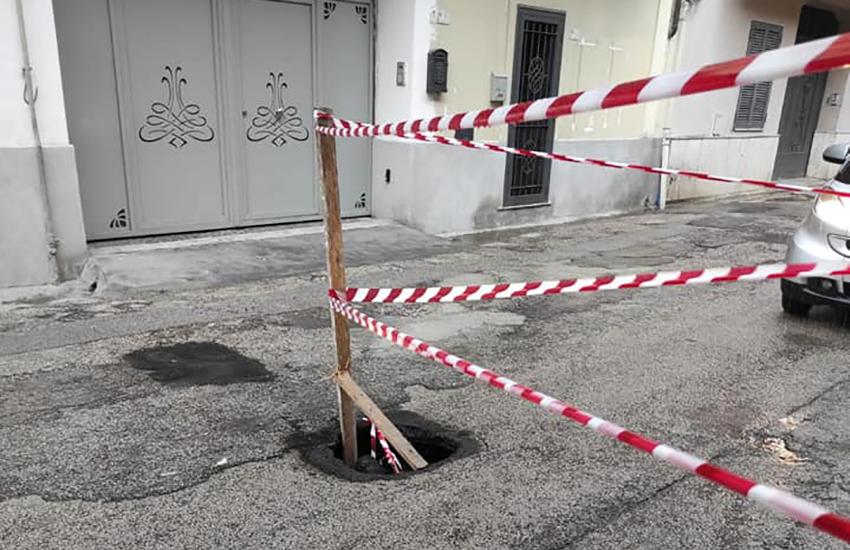 """Sindaco Velardi: """"abbiamo capito le strade vanno fatte a regola d'arte"""""""