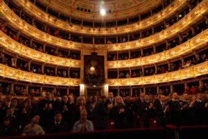 Teatro Regio di Parma: si riparte in streaming
