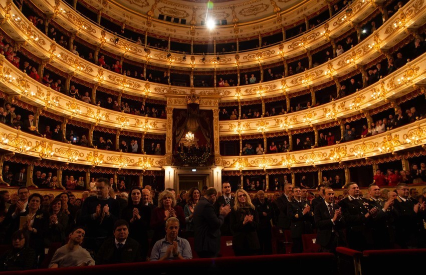 Teatro Regio di Parma: si riparte in streaming