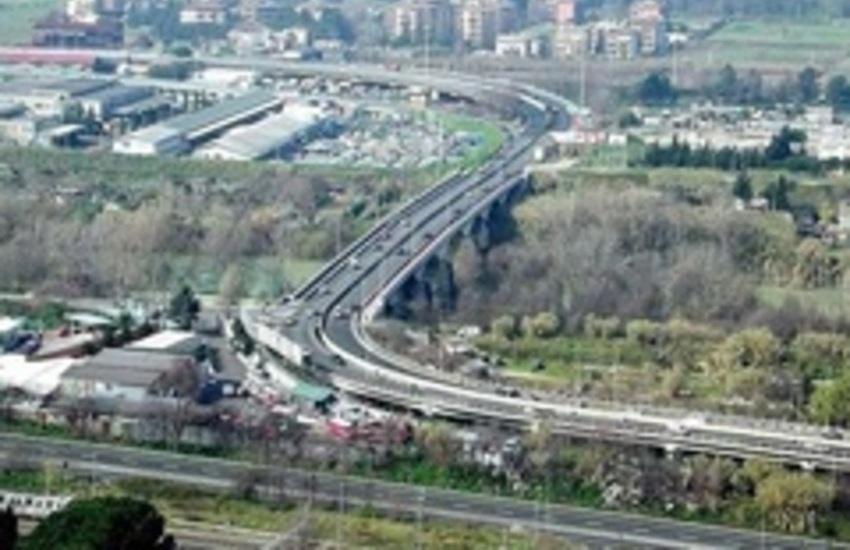 Roma, prosegue riqualificazione Ponte della Magliana, chiusa carreggiata in direzione Fiumicino