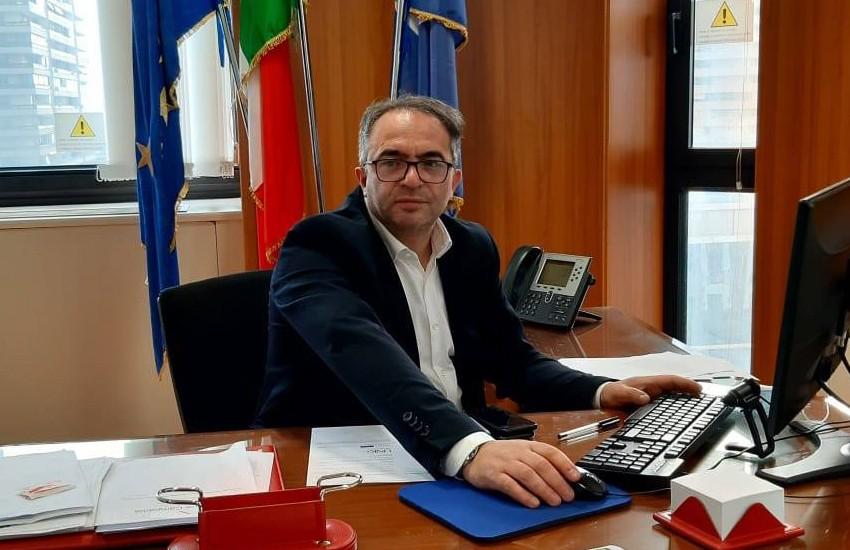 Vincenzo Santangelo l'impegno e l'importanza delle commissioni regionali