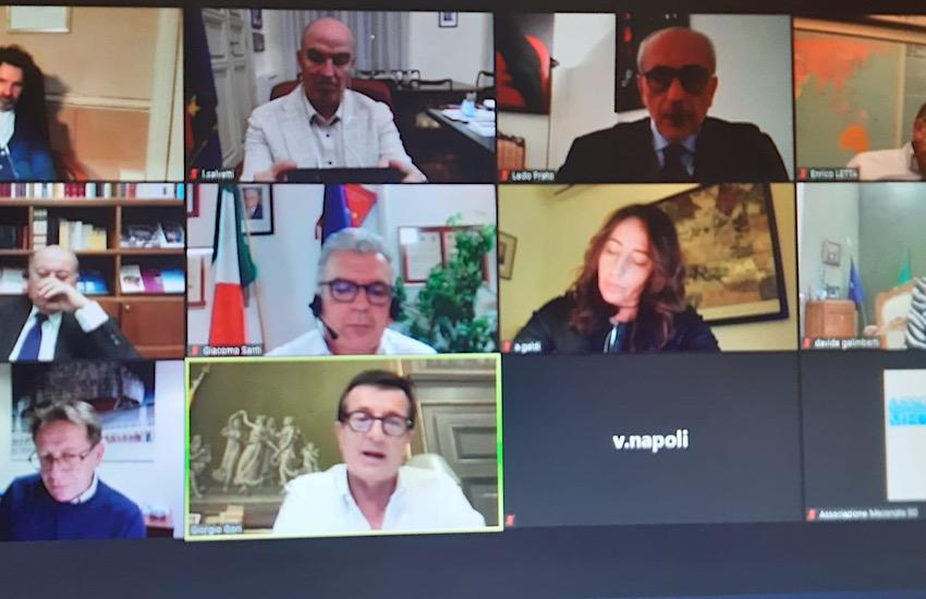 Next generation: Livorno protagonista nell'appuntamento nazionale dedicato alle città medie