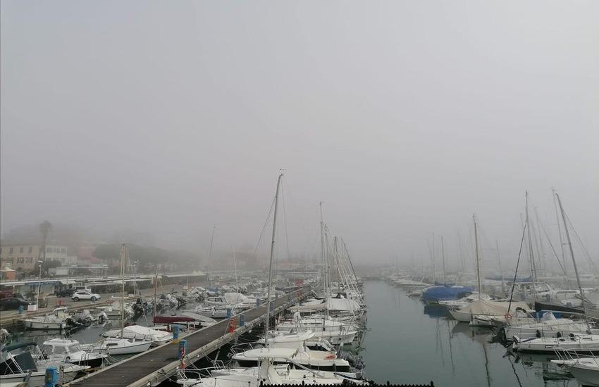 Meteo in Liguria, col caldo ritorna il caligo