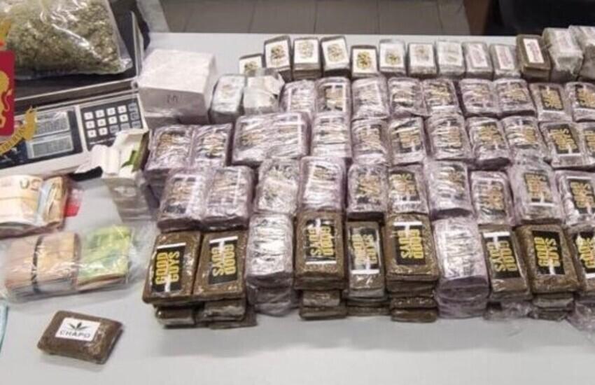 Trezzano sul Naviglio, arrestato spacciatore bengalese, aveva 41 kg di droga e 13 mila euro in contanti