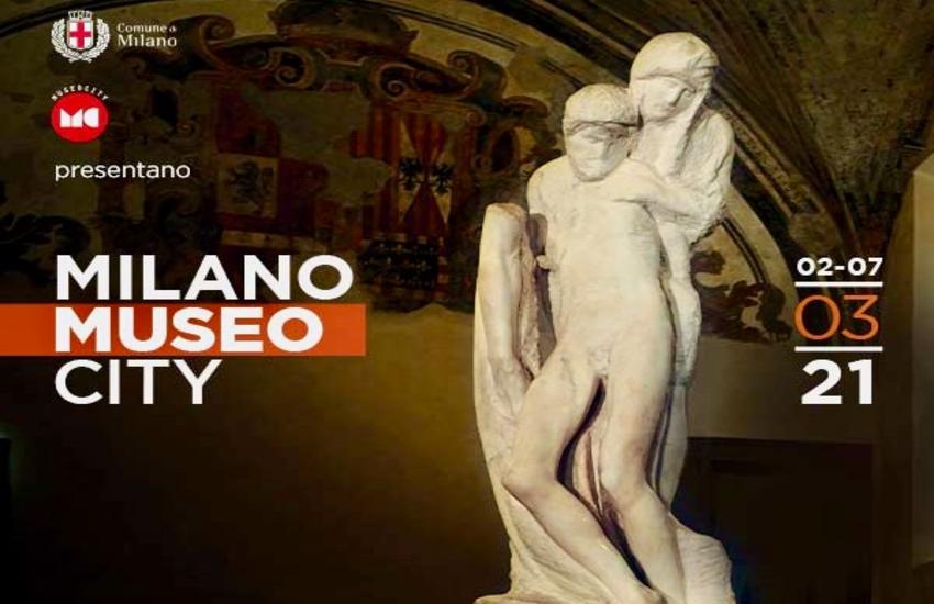 Milano: 'Bentornati al museo' dal 2 al 7 marzo