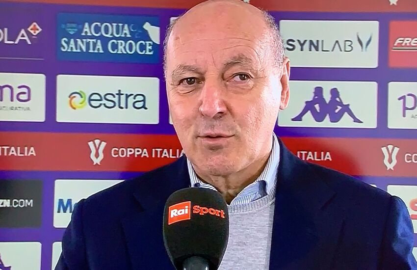 Inter: Marotta, Ausilio e Antonello positivi al coronavirus