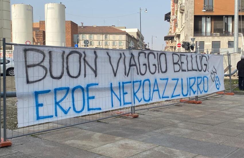 Milano: L'ultimo saluto a Mauro Bellugi