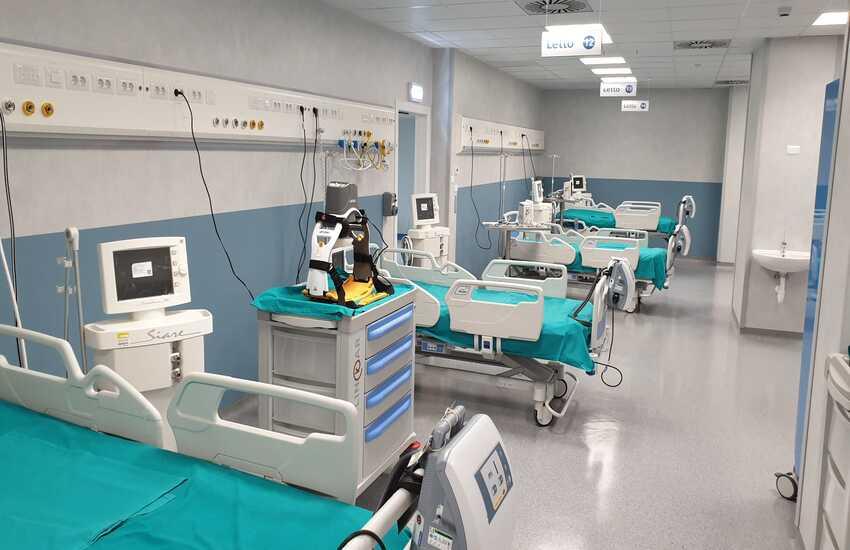 Covid: Terapie intensive, Lombardia tra 8 regioni sopra soglia critica