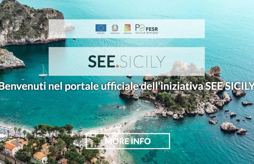 SeeSicily, pubblicato decreto per l'affidamento della campagna di comunicazione. Link
