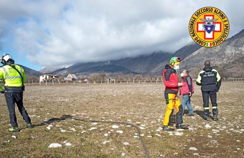 Dispersi sul Monte Velino: i soccorritori tornano in quota