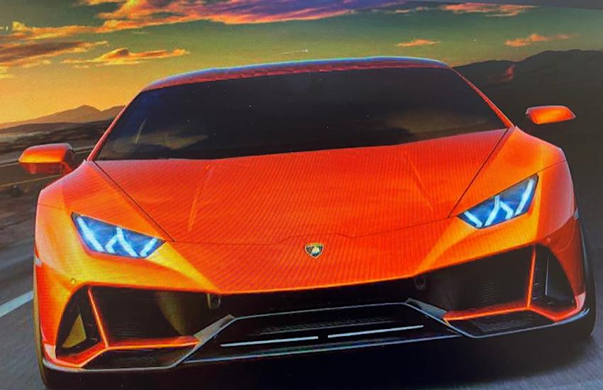 Pronto lo spot della Lamborghini girato a Livorno: ecco il video