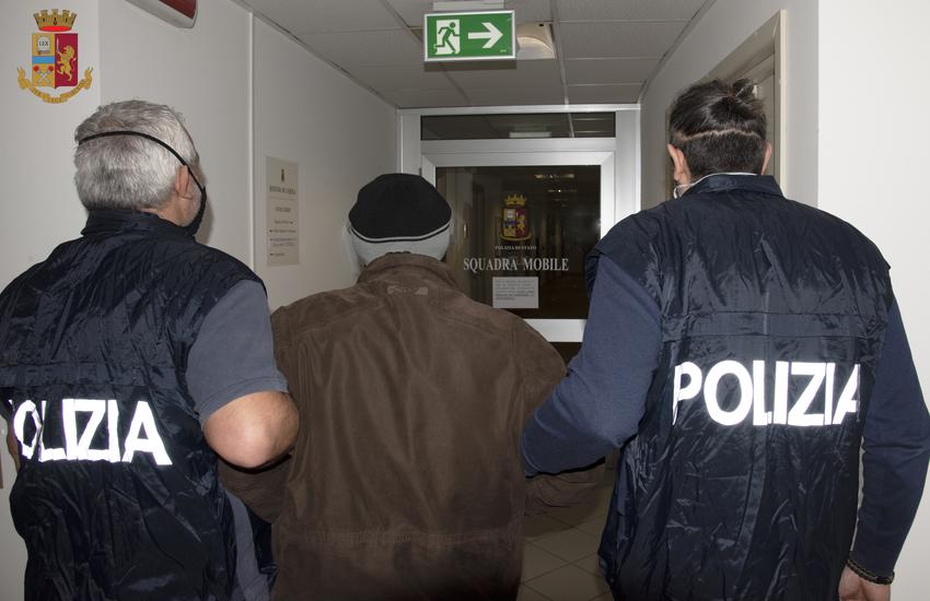 Arrestato un trentacinquenne per rapina compiuta a Roma nel 2009
