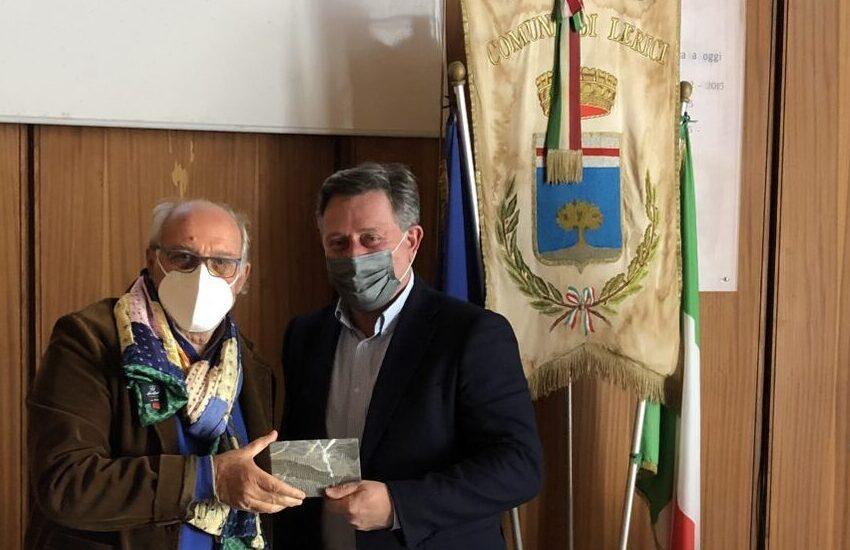 """Lerici, nasce l'associazione """"Enrico Calzolari pro Monte Caprione"""""""